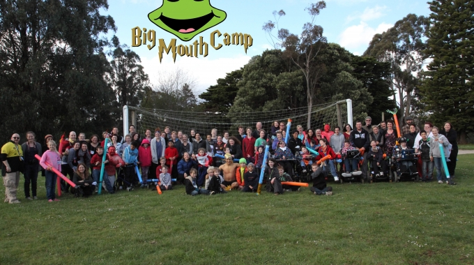 Big Mouth Camp 2012