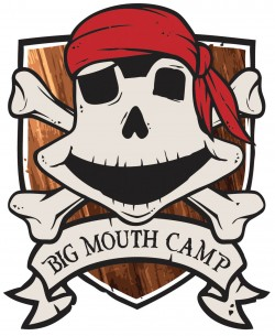 Big Mouth Camp 2013 – The Pirate Edition