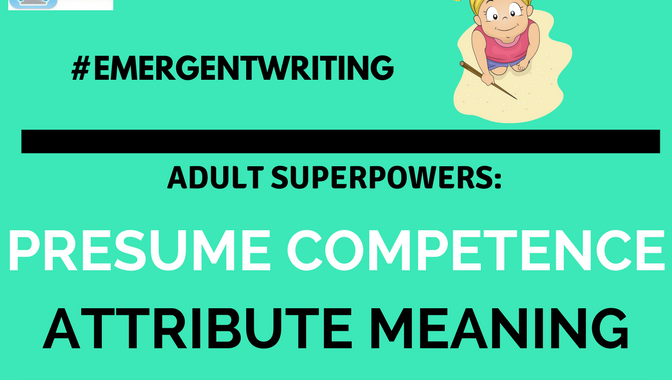 Emergent Writing: Focus on Function